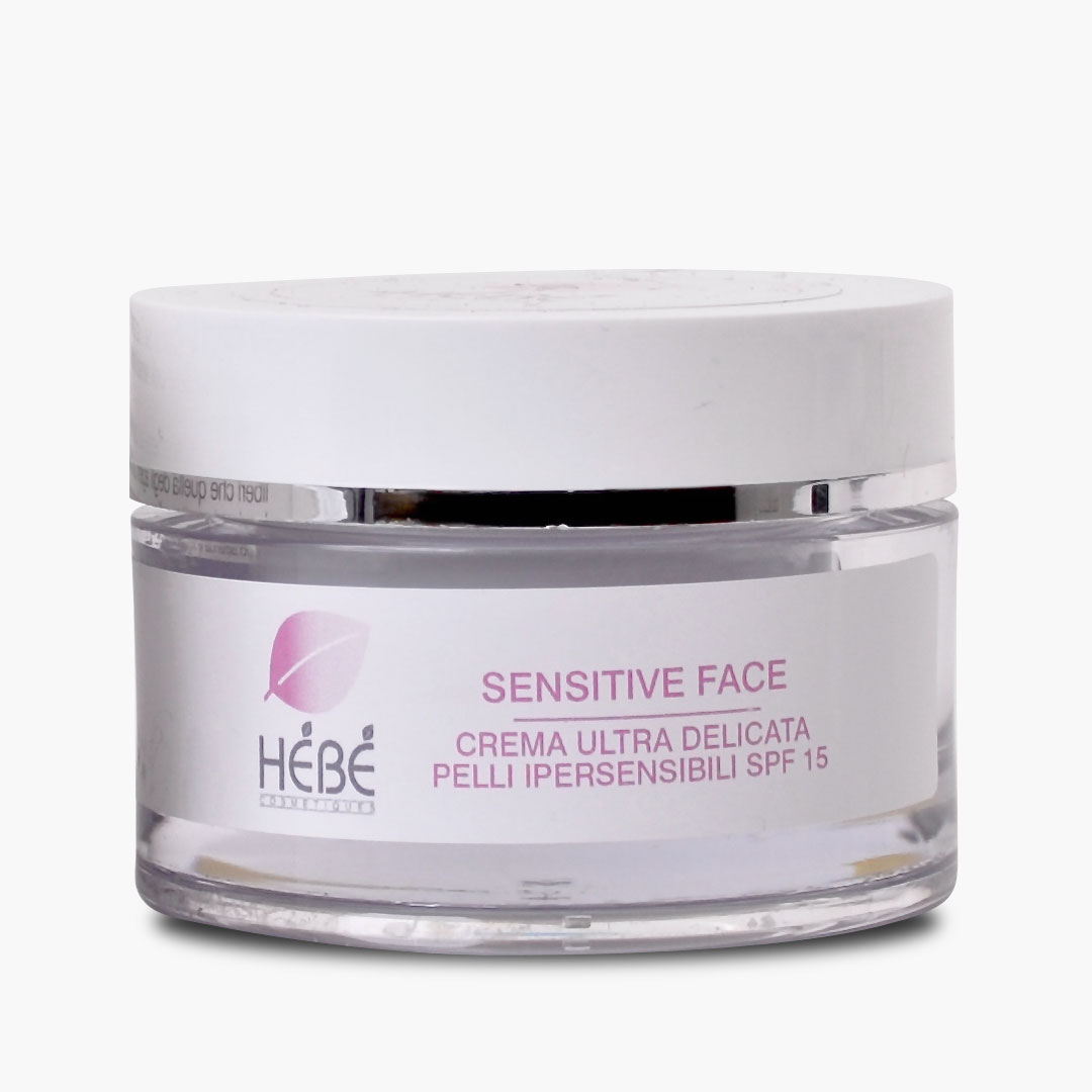 Hebe - Sensitive Face